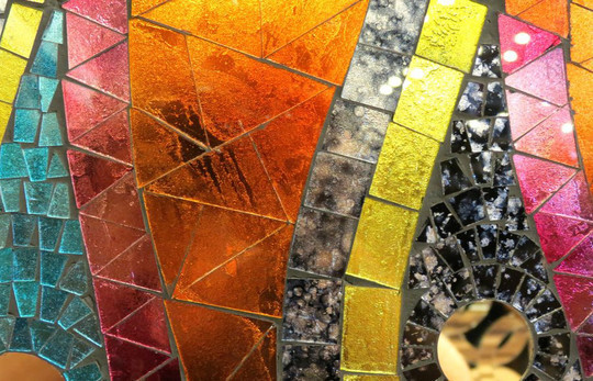 Fresh And Free Abstract Mosaic Textures 2
