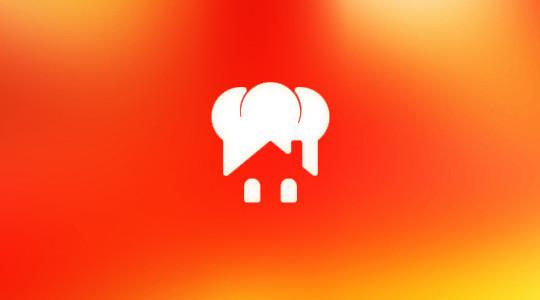 20 Creative Negative Space Logo Designs 13