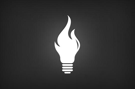 20 Creative Negative Space Logo Designs 5