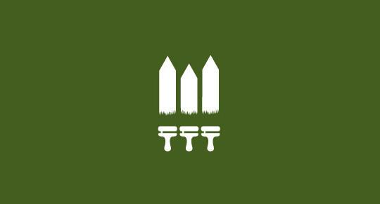 20 Creative Negative Space Logo Designs 2
