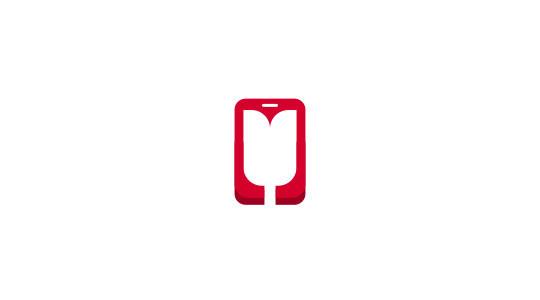 20 Creative Negative Space Logo Designs 9