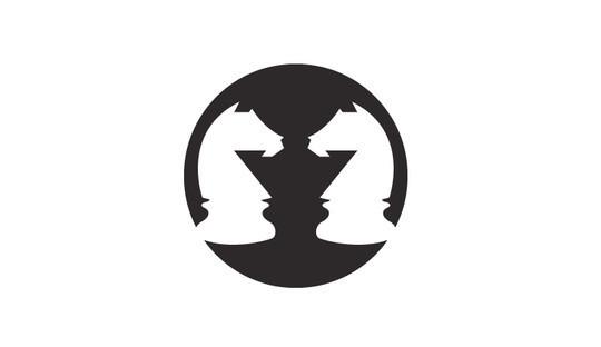 20 Creative Negative Space Logo Designs 17