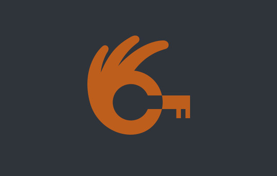 20 Creative Negative Space Logo Designs 10