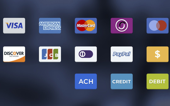 13 Payment Form Photoshop Files For Free Download 6