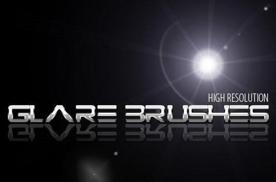 20 Free Light Effects Photoshop Brushes 4