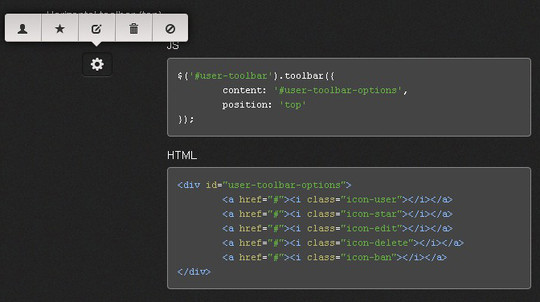 14 jQuery Tutorials and Plugins For Programmers 5
