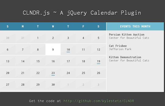 14 jQuery Tutorials and Plugins For Programmers 1