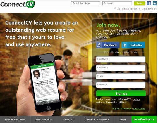 Free Online Resume Maker Tools 5