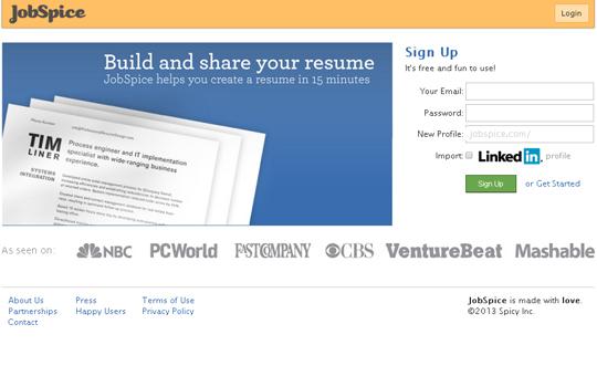Free Online Resume Maker Tools 183