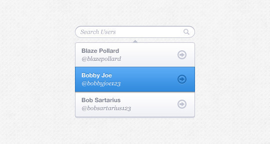 36 Useful Search Box Designs In Photoshop Format 17