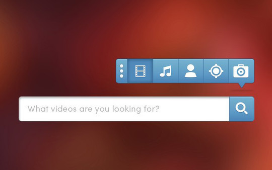 36 Useful Search Box Designs In Photoshop Format 7