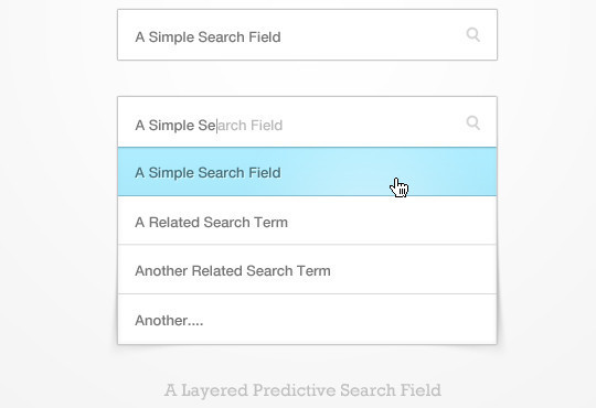 36 Useful Search Box Designs In Photoshop Format 9