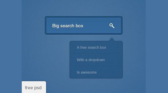36 Useful Search Box Designs In Photoshop Format 2