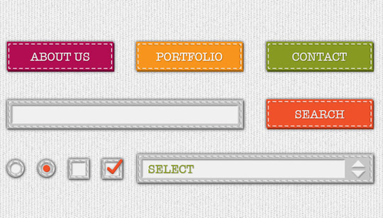 36 Useful Search Box Designs In Photoshop Format 4