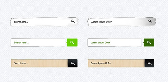 36 Useful Search Box Designs In Photoshop Format 32