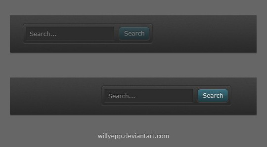 36 Useful Search Box Designs In Photoshop Format 10