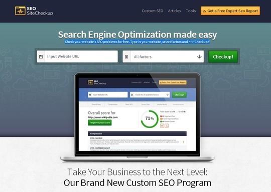 35 Free SEO Tools And Wordpress SEO Plugins 13