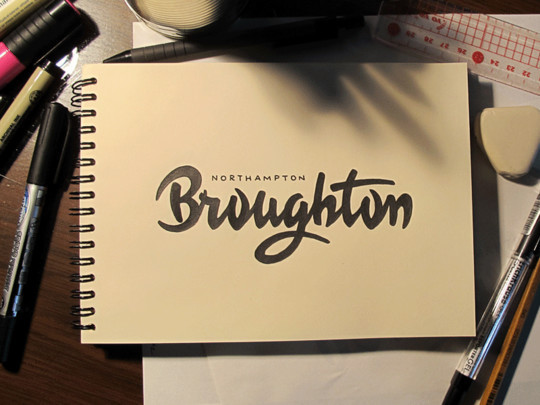 Creative Examples Of Logo Brand Identity Sketching 16