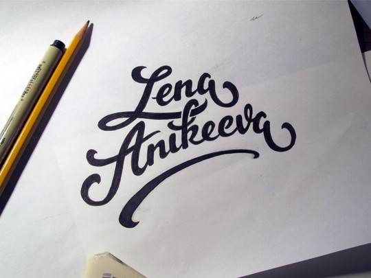 Creative Examples Of Logo Brand Identity Sketching 24