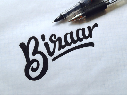 Creative Examples Of Logo Brand Identity Sketching 25
