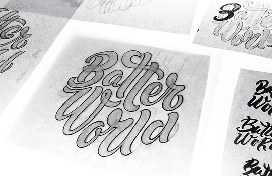 Creative Examples Of Logo Brand Identity Sketching 28