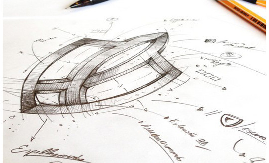 Creative Examples Of Logo Brand Identity Sketching 29