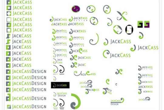 Creative Examples Of Logo Brand Identity Sketching 40