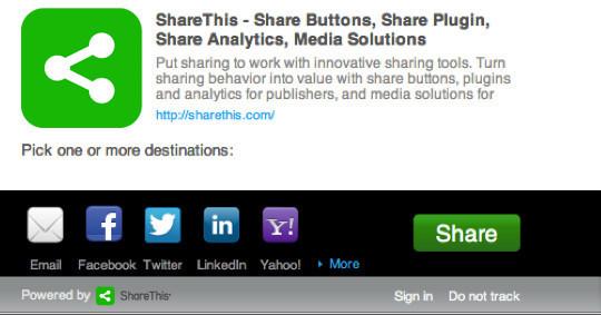 12 Best Free Social Sharing Plugins for WordPress 3