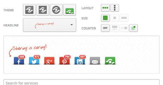 12 Best Free Social Sharing Plugins for WordPress 38