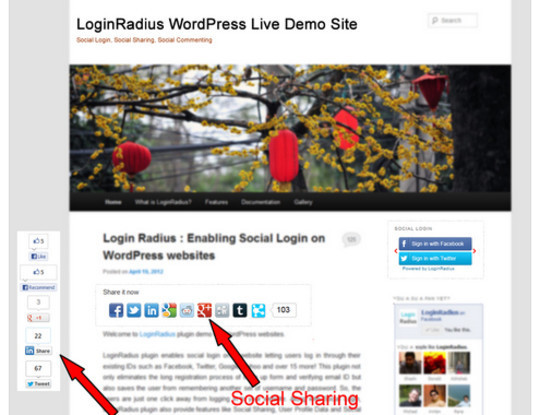 12 Best Free Social Sharing Plugins for WordPress 10