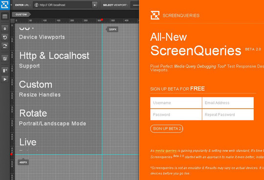 Web Development Free Testing Tools 8
