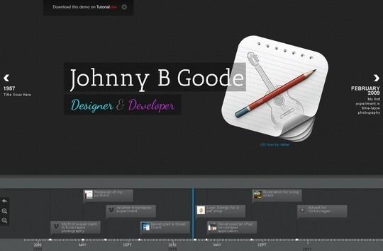 14 jQuery Free Timeline Plugins 15