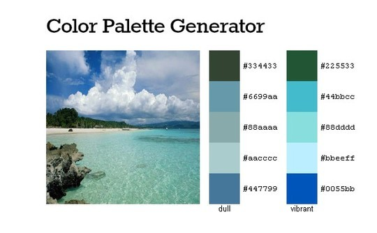 Excellent Collection Of Web Color Picking, Palettes & Scheme Generating Tools For Designers 18