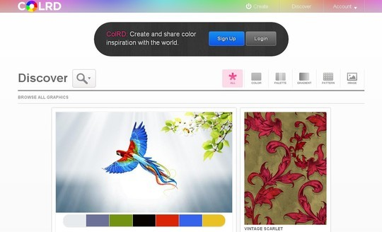 Excellent Collection Of Web Color Picking, Palettes & Scheme Generating Tools For Designers 19
