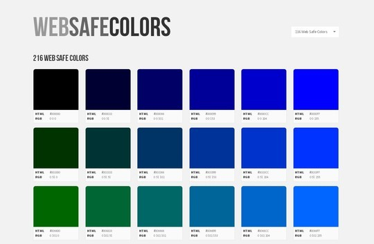 Excellent Collection Of Web Color Picking, Palettes & Scheme Generating Tools For Designers 21