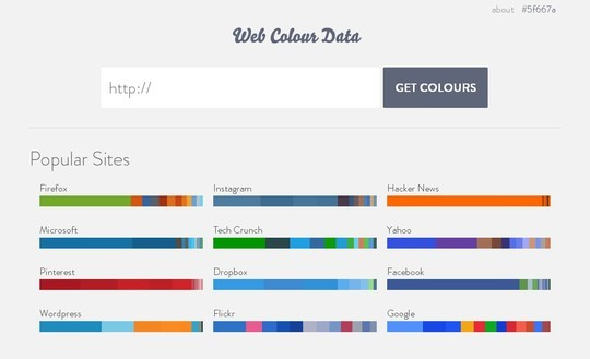 Excellent Collection Of Web Color Picking, Palettes & Scheme Generating Tools For Designers 26