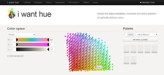 Excellent Collection Of Web Color Picking, Palettes & Scheme Generating Tools For Designers 27
