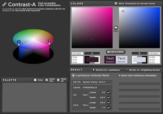 Excellent Collection Of Web Color Picking, Palettes & Scheme Generating Tools For Designers 4
