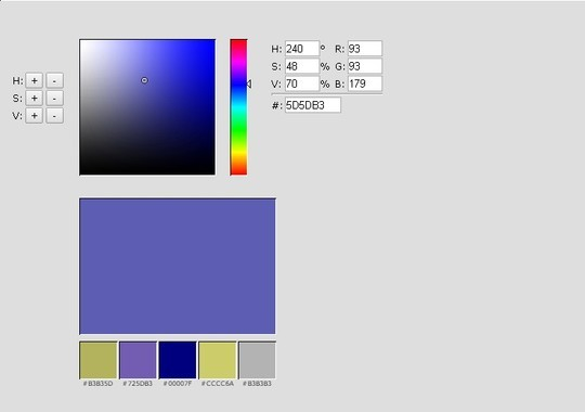 Excellent Collection Of Web Color Picking, Palettes & Scheme Generating Tools For Designers 5