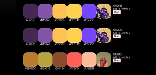 Excellent Collection Of Web Color Picking, Palettes & Scheme Generating Tools For Designers 10