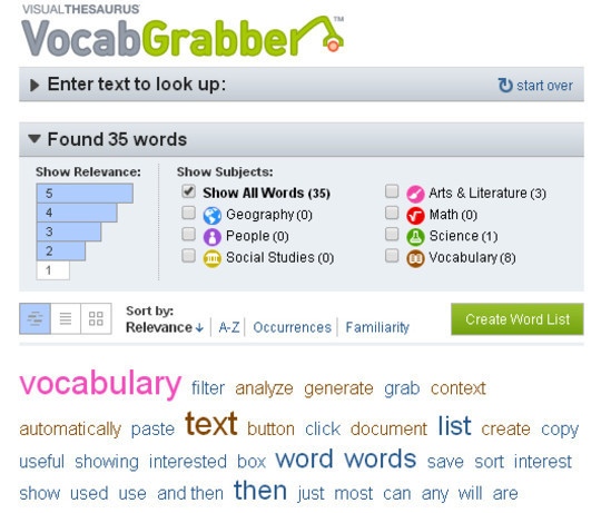 9 Interesting Word Cloud Generators 5