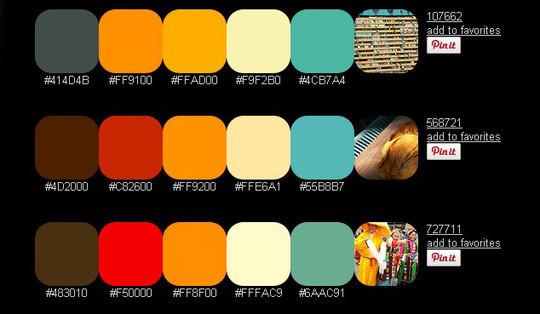 12 Best Color Palette Generator 3
