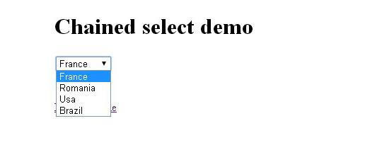 15 jQuery Dropdown/Select Box Plugins & Tutorials 6