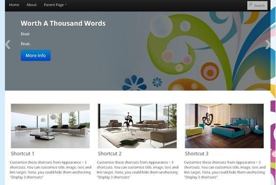 10 WordPress FREE Themes To Start Your Own eStore 3