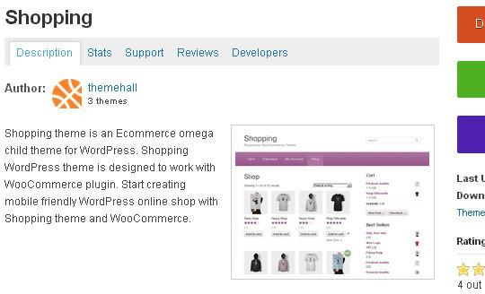 10 WordPress FREE Themes To Start Your Own eStore 4
