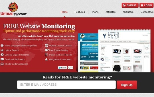 40 Free Web Services & Tools To Monitor Website Downtime 22
