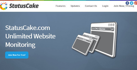 40 Free Web Services & Tools To Monitor Website Downtime 24