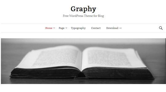 40 Fresh And Free WordPress Themes 19