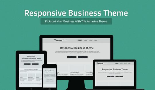 40 Fresh And Free WordPress Themes 29