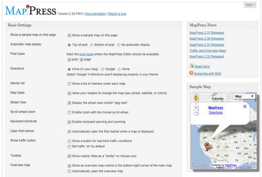 15 Amazing Free WordPress Google Maps Plugins 5